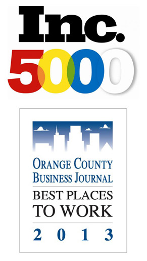 Zumasys Makes Inc. 5000 List of Fastest Growing Companies and OCBJ Best Places to Work 2013