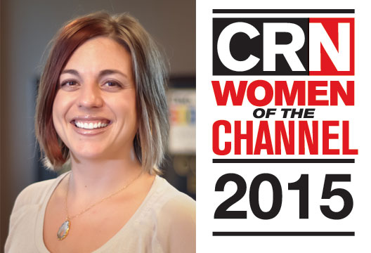 Brianna Salley 2015 CRN Women of the Channel
